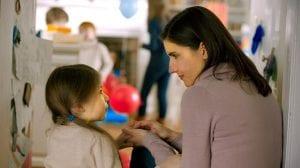 Madre con alta sensibilidad