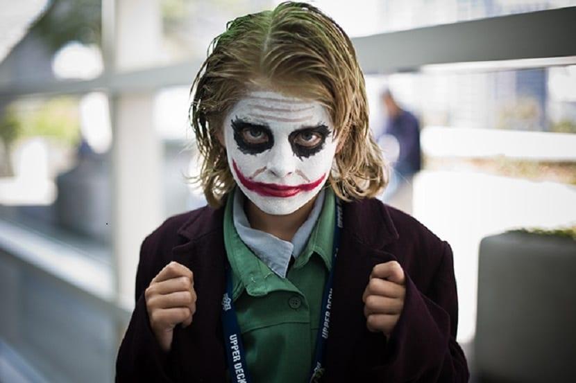 Maquillaje de Joker