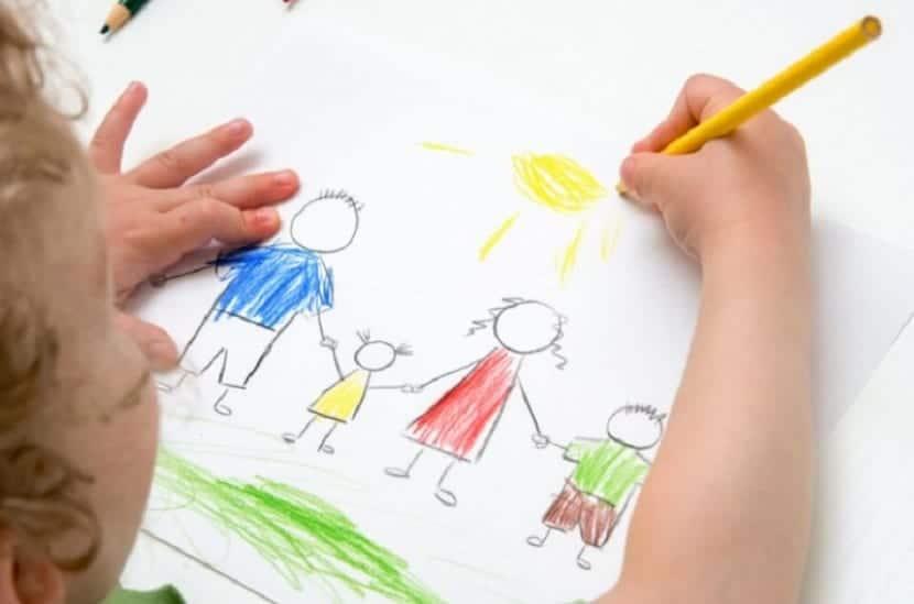Qué son las etapas del dibujo infantil y en qué consisten