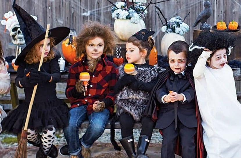 10 Disfraces De Halloween Fáciles Y Económicos Para Niños