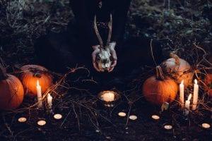 El verdadero orígen de Halloween