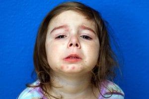 Psoriasis infantil