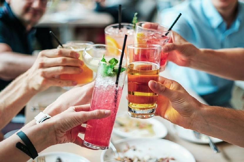 alcohol familia