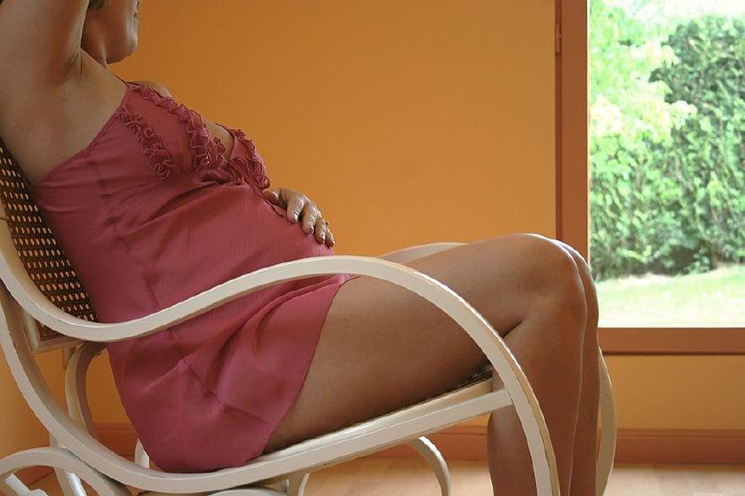 aliviar ciática embarazo