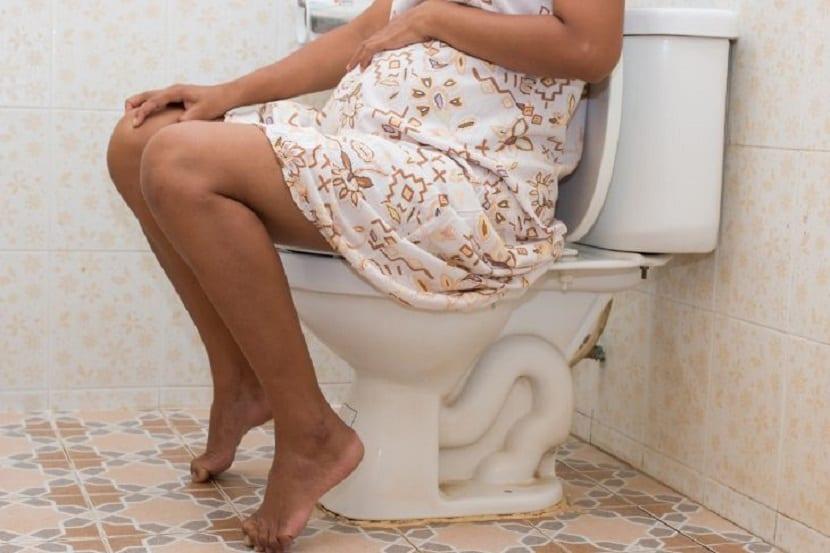 Estreñimiento en el embarazo
