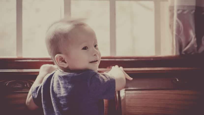 seguridad bebé casa