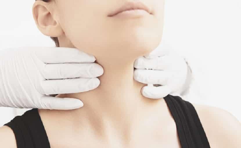Control de la tiroides