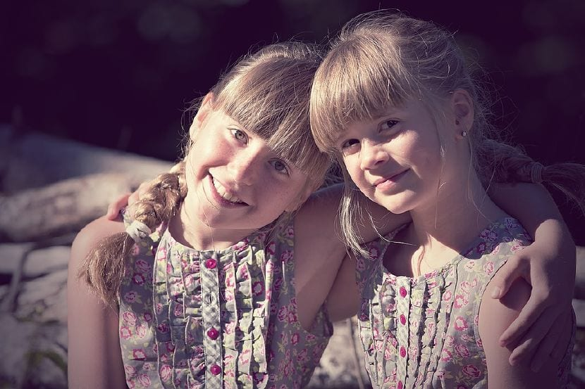valor amistad niños