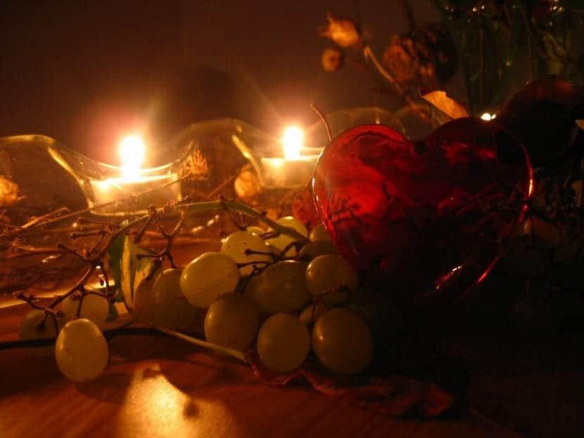 Uvas de Nochevieja