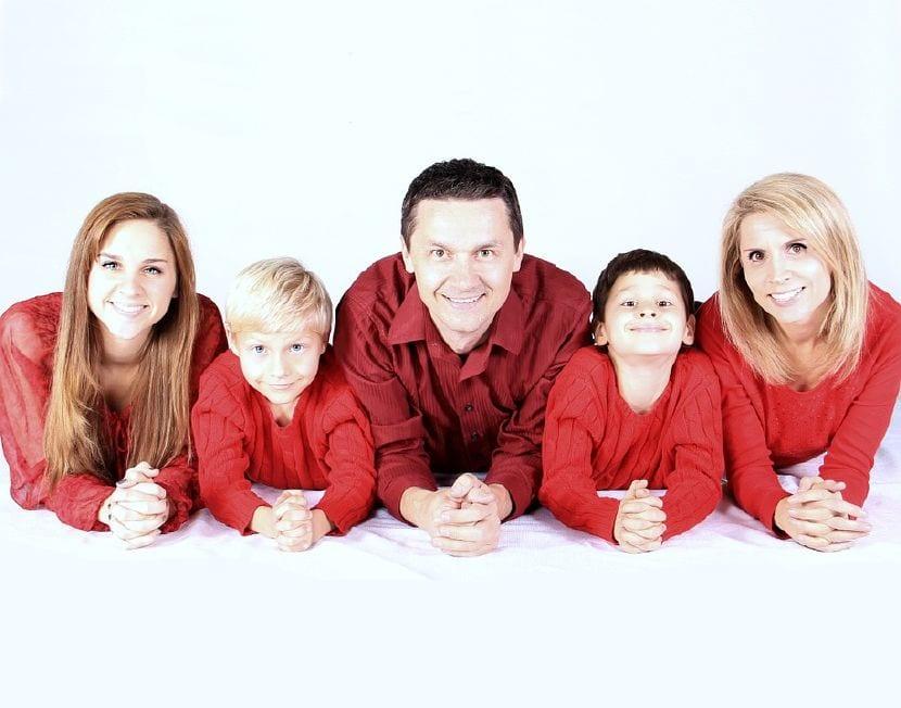 hábitos familia feliz