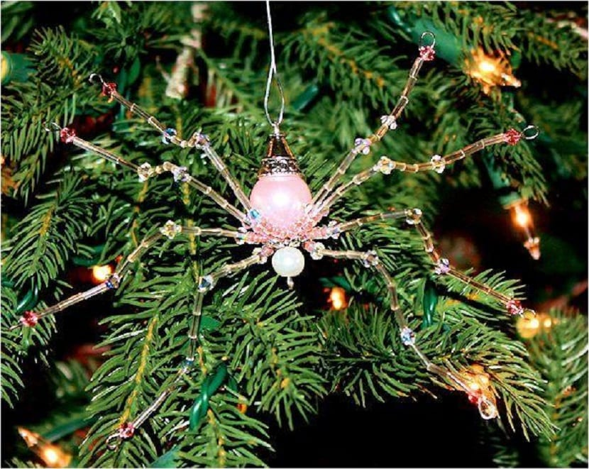 La leyenda de la araña de Navidad