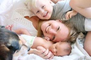 Cómo vivir una maternidad feliz
