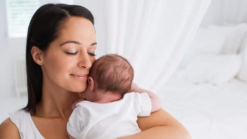 Madre y bebé
