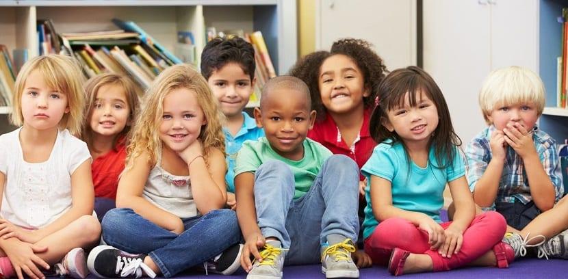 Inclusión en la infancia