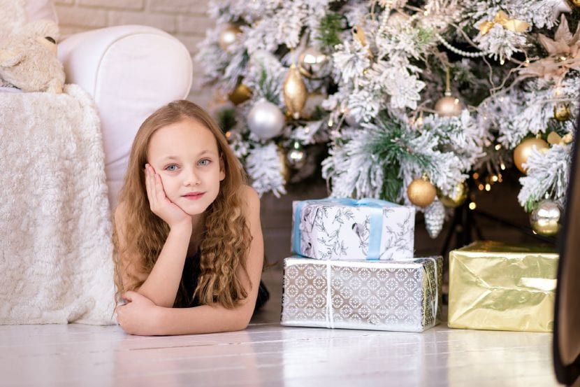 no amenazar regalos navidad