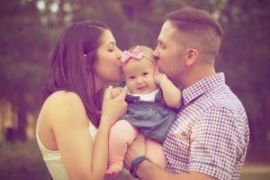 valor amor niños