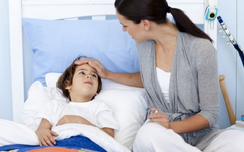 Apendicitis en niños