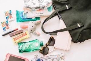 Qué llevar en la bolsa del bebé
