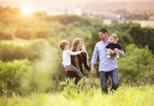 familia que se quiere