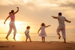hacer cambios para ser mas feliz en familia