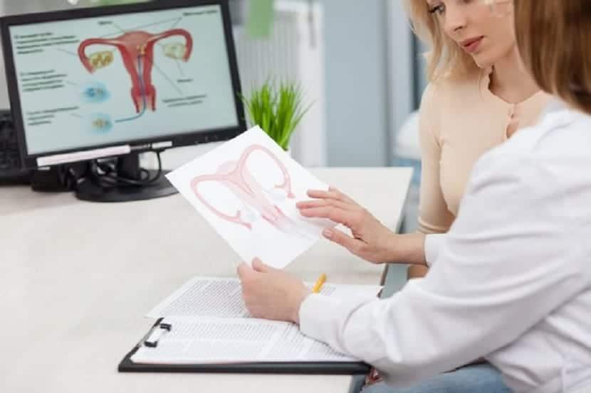 Mujer realiza consulta sobre la ligadura de trompas