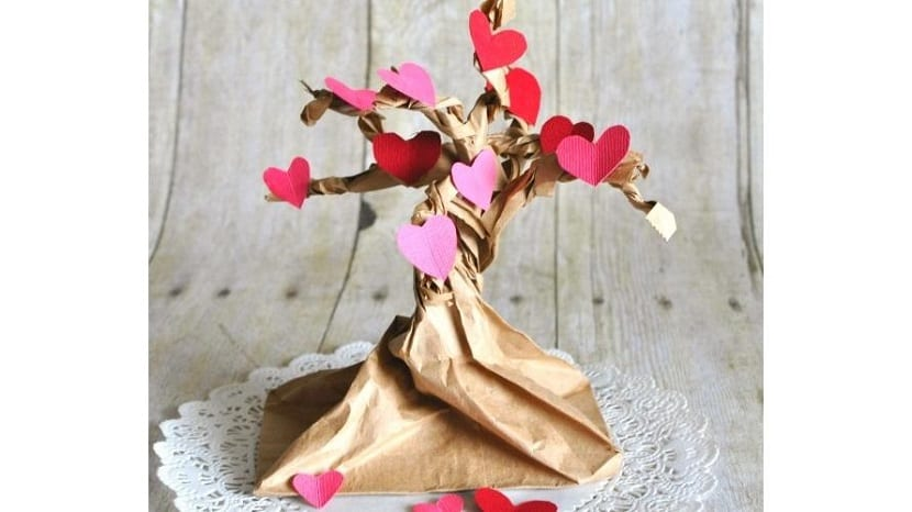 Árbol de San Valentín