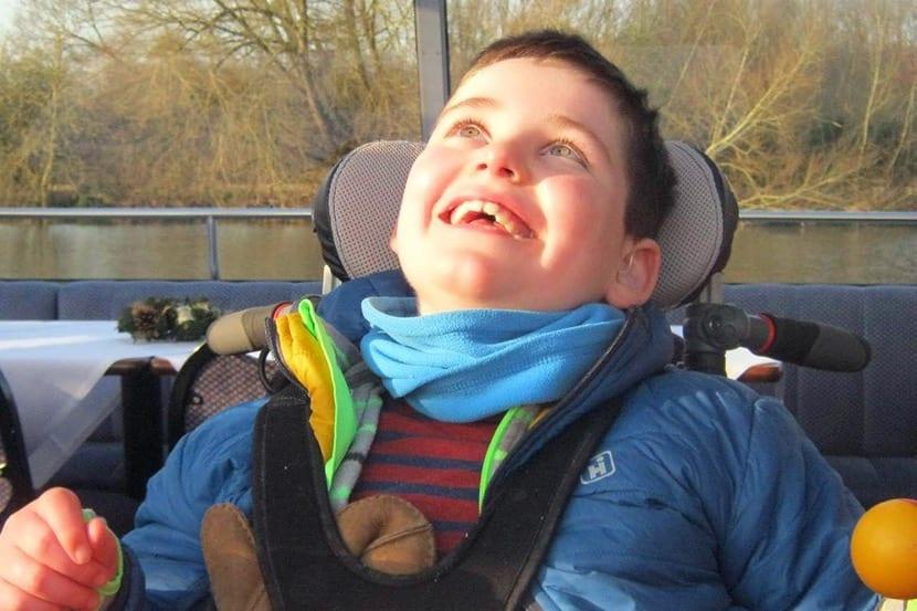 disfrutar de vacaciones con niños con discapacidad