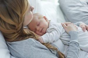 El desarrollo del bebé de dos meses