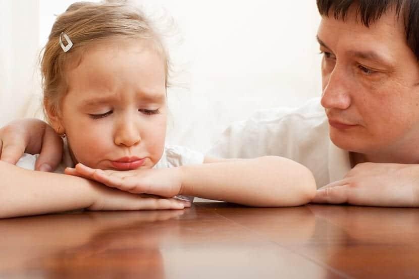 nena con trastorno de adaptación