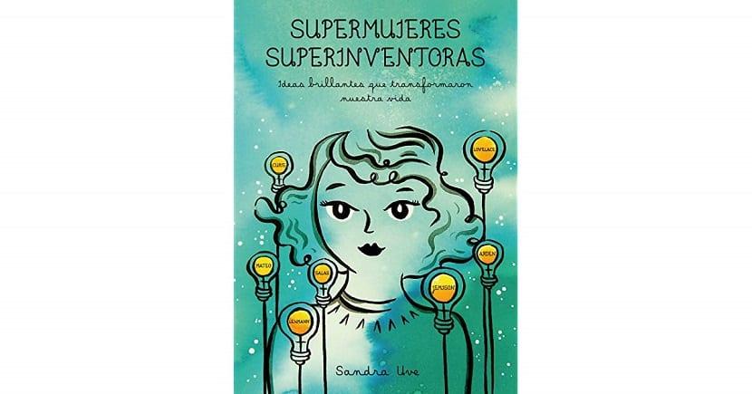 Portada del libro Supermujeres Superinventoras