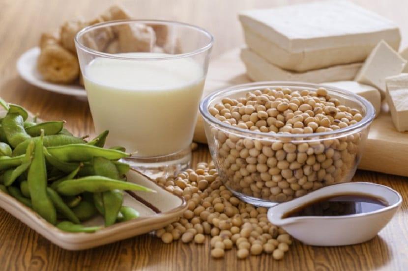 Alimentos que contienen saponinas