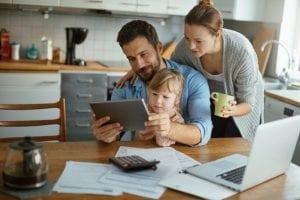 Cómo aprender a ahorrar en familia