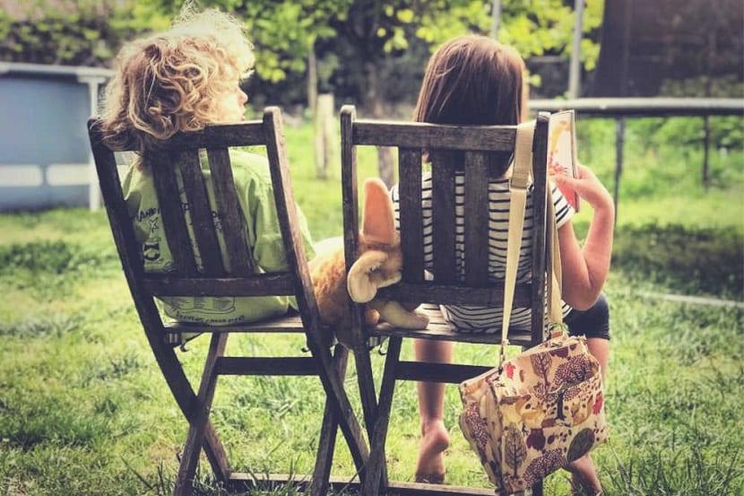 La importancia de los hermanos para niños con discapacidad