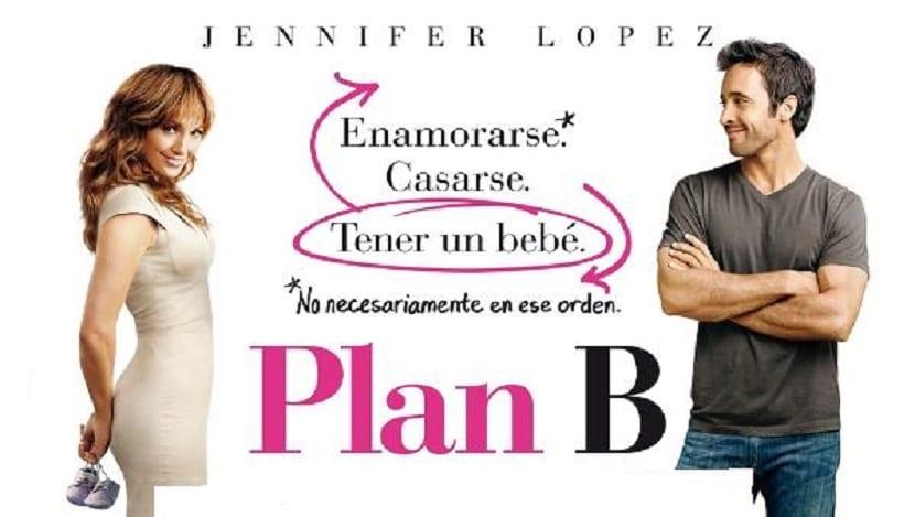 Película El plan B
