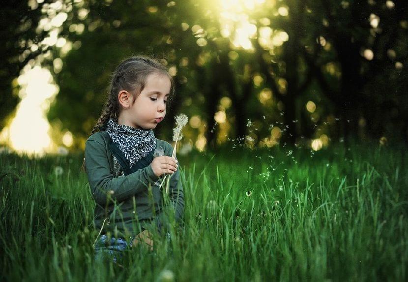 planes niños primavera