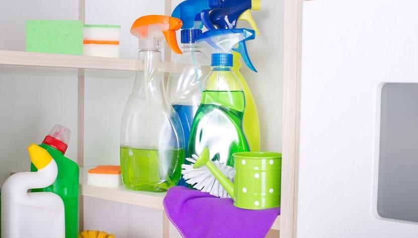 Sustancias peligrosas en el hogar