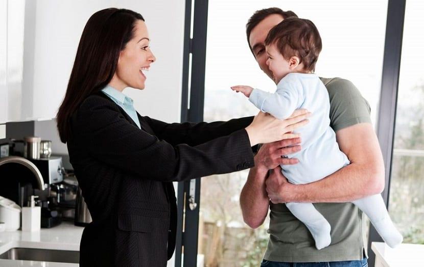 La vuelta al trabajo tras la baja maternal