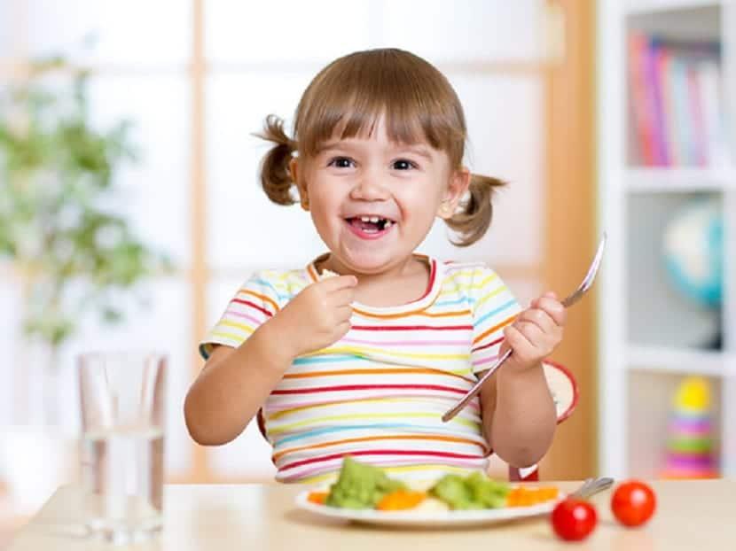 Alimentación a los 12 meses