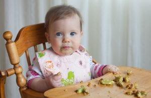 La alimentación a los 12 meses