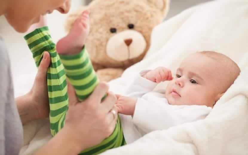 Desarrollo del bebé de 5 meses