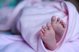 bebe 1 mes
