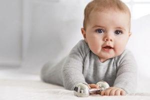 Desarrollo del bebé de 7 meses