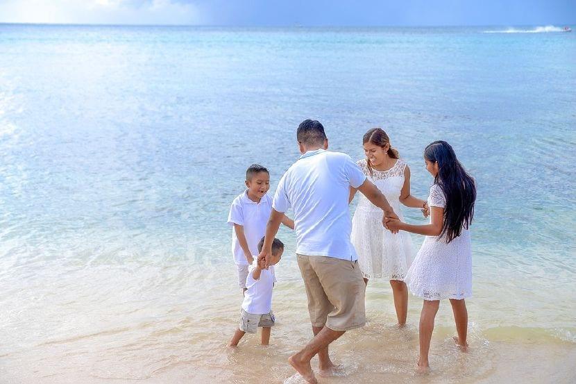 consejos viaja familia