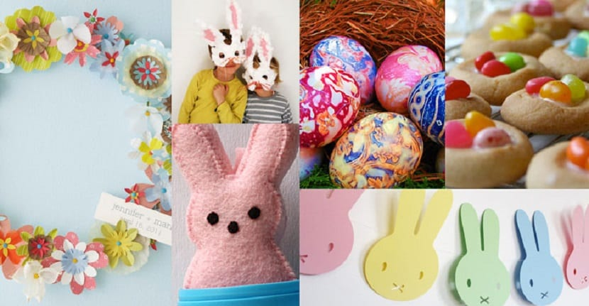 Manualidades para el Día de Pascua