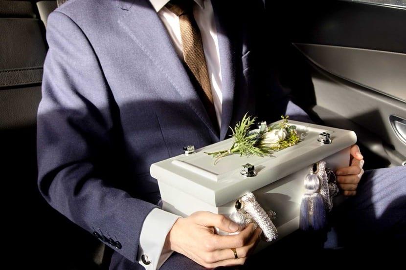 funeral de bebe prematuro