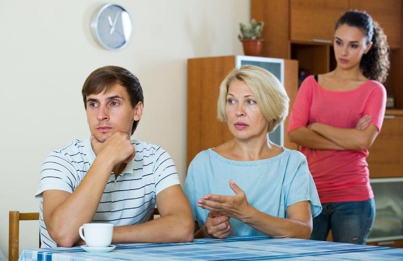 Cómo aceptar a la pareja de un hijo