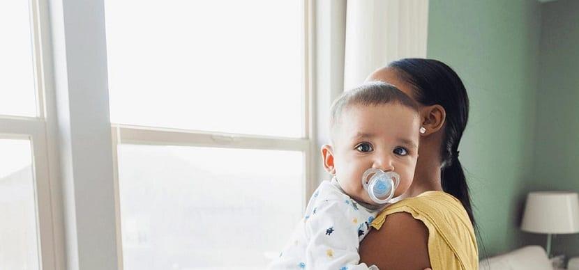 Desarrollo del bebé de 8 meses