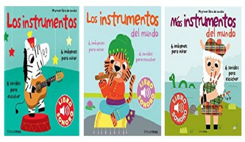 Colección de cuentos Los Instrumentos