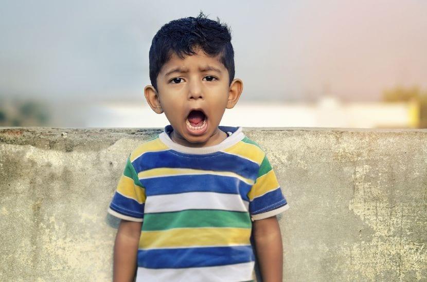 efecto gritos niños