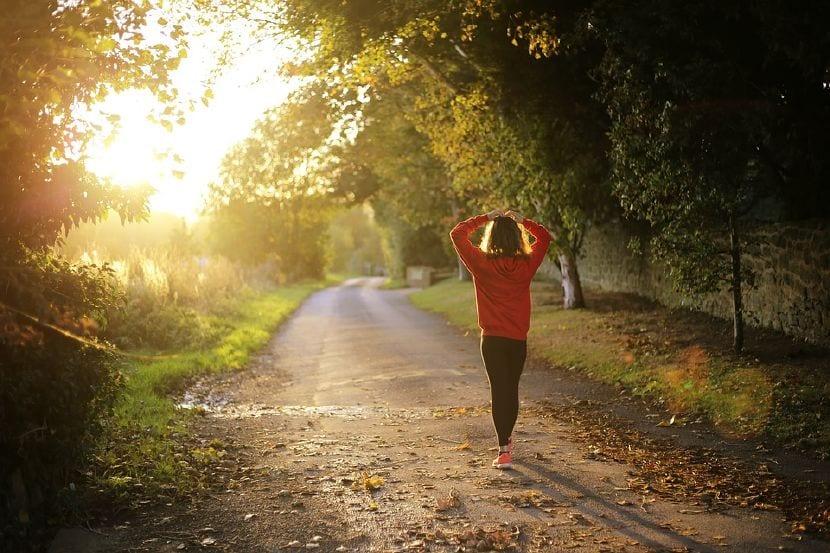ejercicio tras cesárea